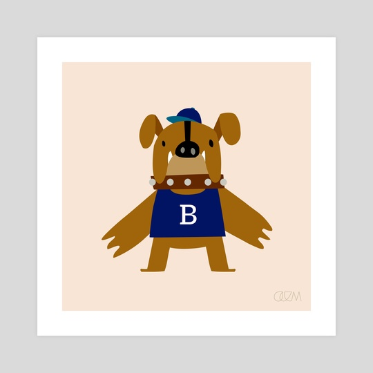 mascot / butler by alex eben meyer