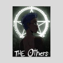 The Others: Jaxmine - Canvas by Kodo