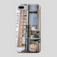 We Run These Streets - Phone Case by Alex Tonetti