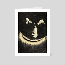 Smile 1 - Art Card by d Cosmos
