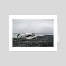 Phantom Flight - Art Card by Alex Tonetti