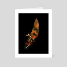 Joy Ride II - Art Card by Nicebleed