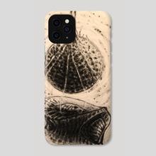 Geometric womb - Phone Case by Tatiana Kotelnikova