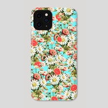Botanical Garden - Phone Case by 83 Oranges