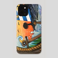 Light House View - Phone Case by adam santana