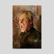 Gary Busey - Canvas by D-Wrex