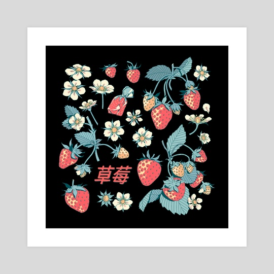 strawberry by Choo