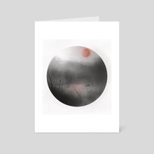 mist - Art Card by Laurène Ruimy