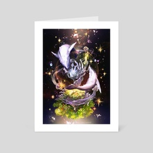 tagtraume - Art Card by _ NOX_