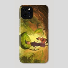 Forest Spirits - Phone Case by Allison Chin
