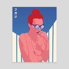 Shade - Canvas by Fugazi Studios