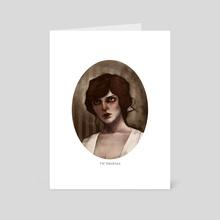 Archetypes - IV - Art Card by Sarah Dvojack