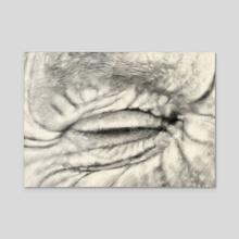 Open My Eyes - Acrylic by Joseph Patton