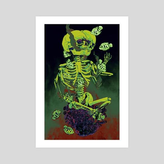 Skeleton in the Sea (Alternative Version) by Liv