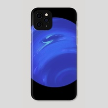 Neptune - Phone Case by Marina Loeb