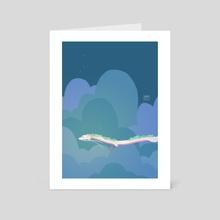 Spirited Away - Art Card by Namocchi