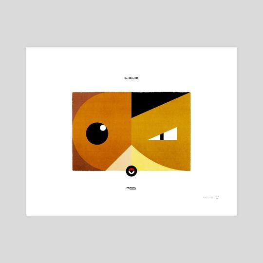 PKMNML #084-085 Doduo - Dotrio by Matt Vee