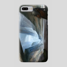 Exile - Phone Case by Sebastian Wagner