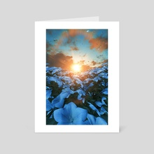 Bluniverse - Art Card by Rank SSS