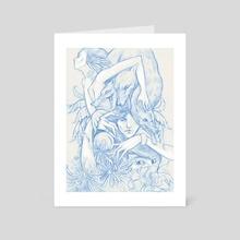 No. 15 - Art Card by Hannah Ahn