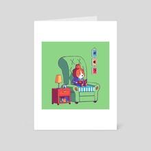 Code S.O.F.A. - Art Card by Sergio Paucar