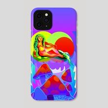 La Maga - Phone Case by Flor Michelini