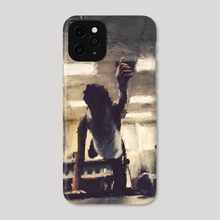 the gym no. 22 - Phone Case by Edwin Escobar