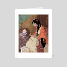 Princess of Dorne  - Art Card by Sam_Artworks