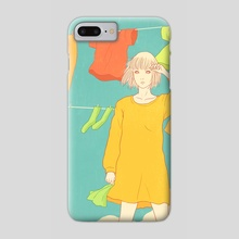 September - Phone Case by Sai Tamiya