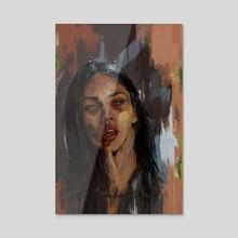 Jennifer's_body - Canvas by Irishmellow
