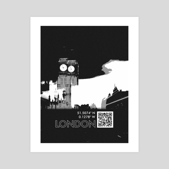 LONDON by Samuel Stroud