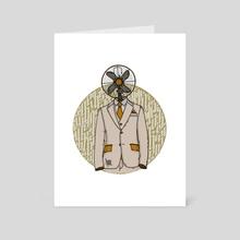 manblower - Art Card by samol