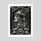 Winya03 - Art Print by Winya Sangsorn