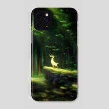 Prince of the Forest - Phone Case by Chad Harper