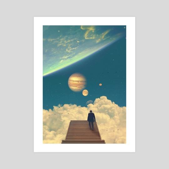Stairway to Heaven by Nicebleed