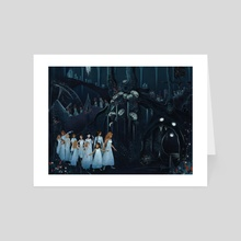 The Twelve - Art Card by Gwen Phifer