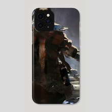 power within - Phone Case by Anton Tareev