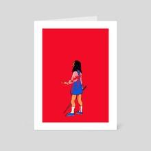 SUKI - Art Card by Tera