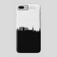 Edinburgh - Phone Case by Deniz Akerman