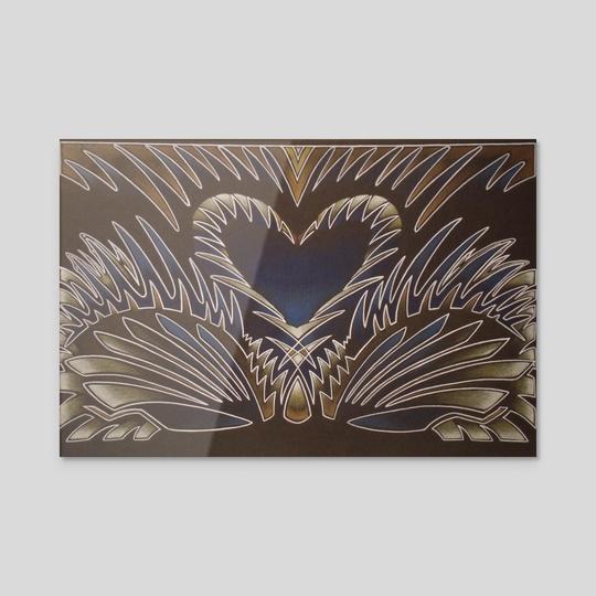Swan Song by Lawrence Jones
