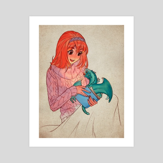 Dragon Tale by NANA Nakano