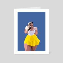 Ellana04 - Art Card by Pierre Rutz
