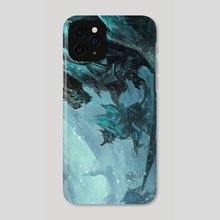 Frost - Phone Case by Gammatrap