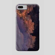 Mystical City - Phone Case by Shaun Slade