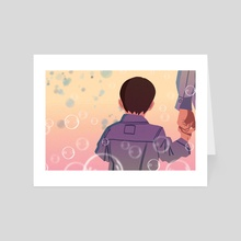 Son - Art Card by Nerfe Nerfs