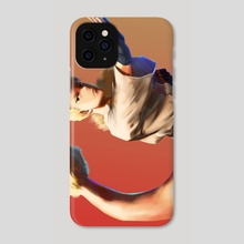 Tail - Phone Case by Barry Peters