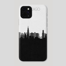 Chicago (2nd Version) - Phone Case by Deniz Akerman