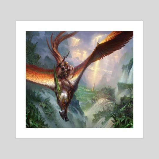 Explorers of Ixalan by Adam Paquette