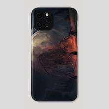Eclipse - Phone Case by Timi Honkanen