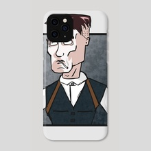 Thomas Shelby - Phone Case by Rafael Sá